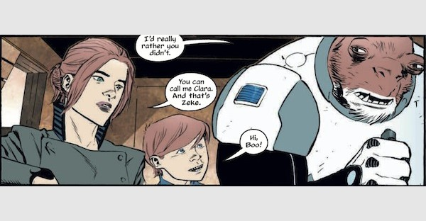 There's a New Sheriff on the Planet in COPPERHEAD