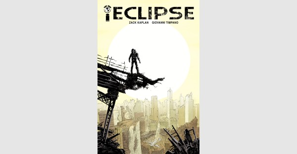 Breakout hit ECLIPSE arrives in paperback