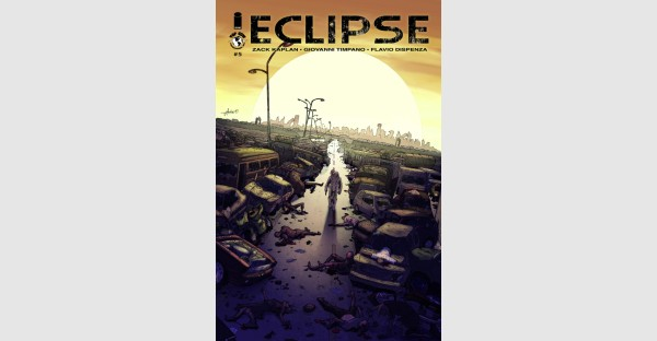 Smash hit sci-fi/horror series ECLIPSE launches new story arc