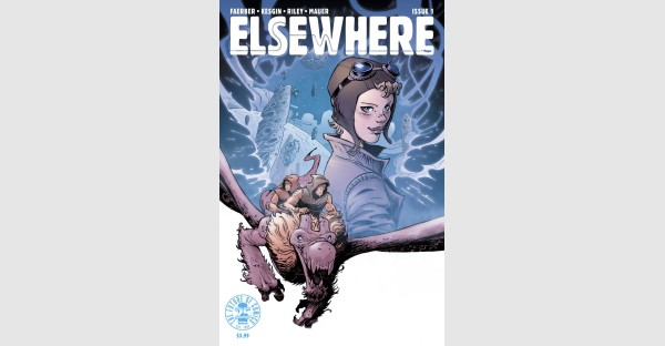 All-new fantasy adventure series ELSEWHERE arrives this August