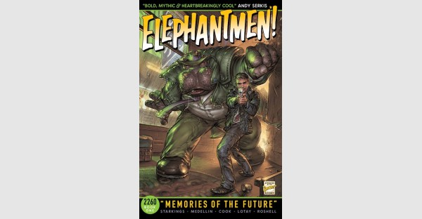 A Whole New World Begins in ELEPHANTMEN 2260