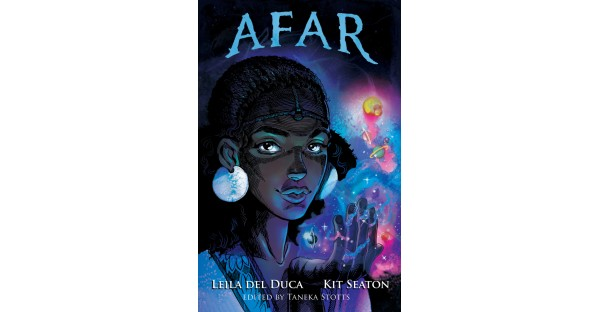 Lush fantasy tale AFAR poised to be YA crossover hit