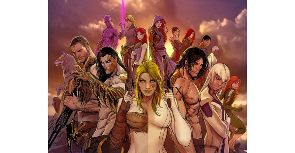The Top Cow Universe explodes with APHRODITE IX/CYBER FORCE