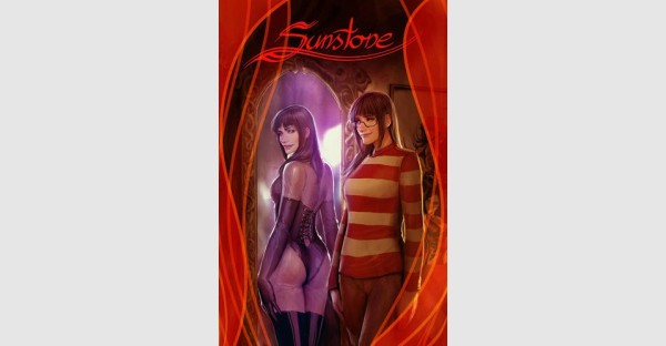 SUNSTONE, VOL. 3—The bestselling Erotica series continues