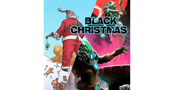 LOS ANGELES! Celebrate a BLACK CHRISTMAS with The Comic Bug on December 4