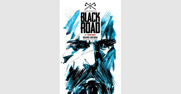 BLACK ROAD leads readers down a dark path