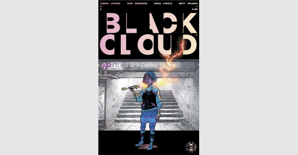 BLACK CLOUD rushed back to print on day of release