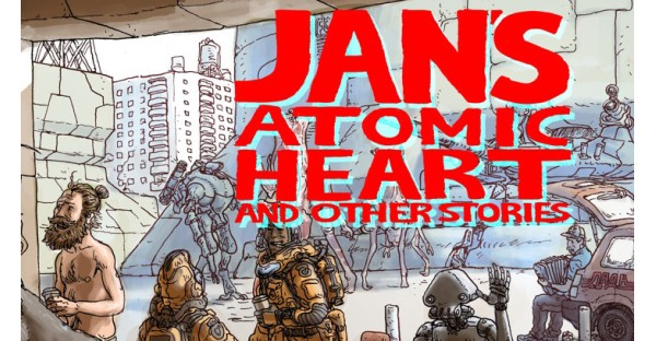 The Everyday Alien in JAN'S ATOMIC HEART AND OTHER STORIES