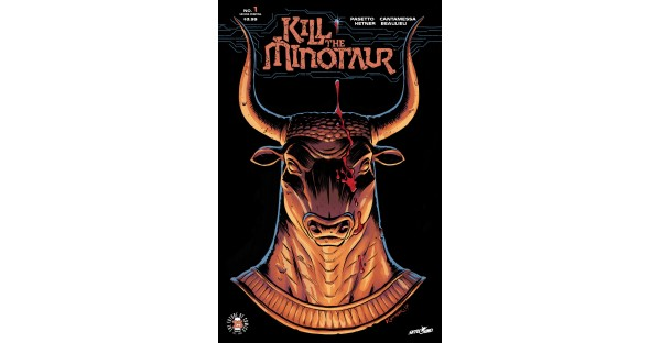 KILL THE MINOTAUR rushed back to print