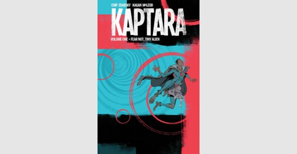 KAPTARA, VOL. 1 is a hilarious science fiction adventure