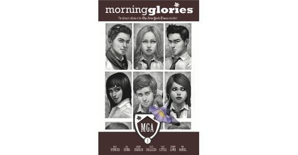 The Hour of Its Release Draws Near: MORNING GLORIES COMPENDIUM