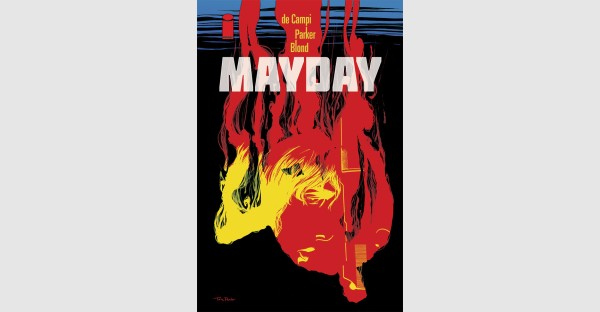 Cold War espionage thriller MAYDAY hits paperback this May
