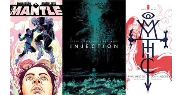 Image Comics Solicitations for May 2015