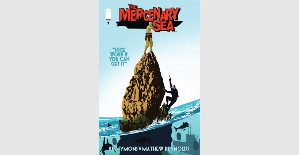 THE MERCENARY SEA sails into second printing