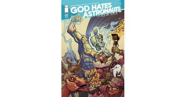 GOD HATES ASTRONAUTS of webcomic fame sells out