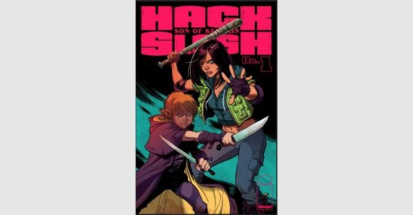 HACK/SLASH: SON OF SAMHAIN a cut above the rest with early art and variant cover revealed