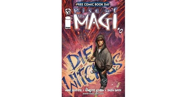 Early artwork from RISE OF THE MAGI #0 released
