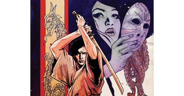 Fabian Gray Has Us Possessed - FIVE GHOSTS to Become Ongoing Series