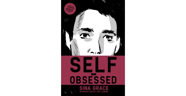 Sina Grace is SELF-OBSESSED