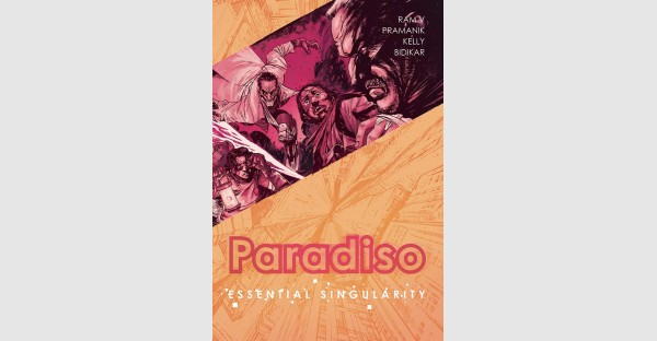Get ready for a real trip: PARADISO, VOL. 1 hits stores this May