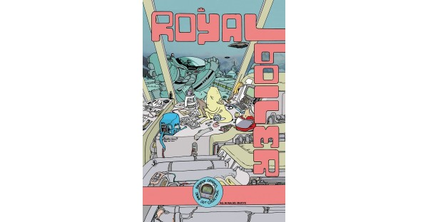 ROYALBOILER: BRANDON GRAHAM'S DRAWN OUT COLLECTION arrives this October