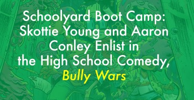 Skottie Young and Aaron Conley Enlist in the Raucous High School Comedy, Bully Wars