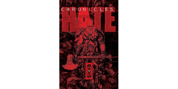Crowdfunding success HATE board game inspires CHRONICLES OF HATE fantasy comic book series spin-off