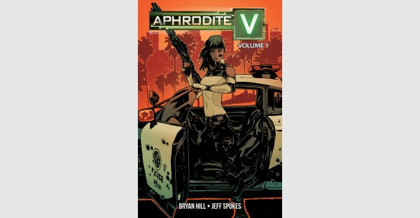 APHRODITE V, VOL. 1 explores terrors of black market technology this December