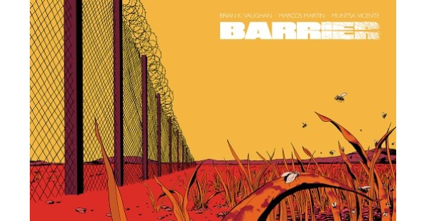 BARRIER: LIMITED EDITION SLIPCASE SET in stores this March