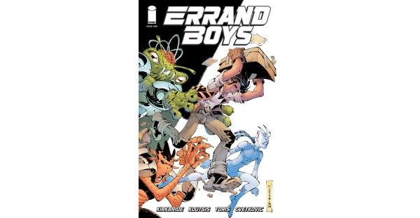 Fans join in on the ERRAND BOYS adventure