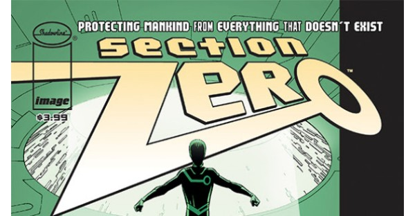 Legendary creators Karl Kesel and Tom Grummett return this April to their creator-owned adventure series SECTION ZERO