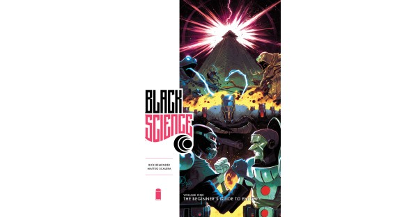 Giant Generator empire expands w/forthcoming deluxe hardcovers of BLACK SCIENCE, LOW & TOKYO GHOST
