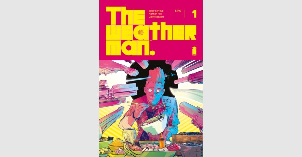 THE WEATHERMAN inspires an original, synthwave soundtrack