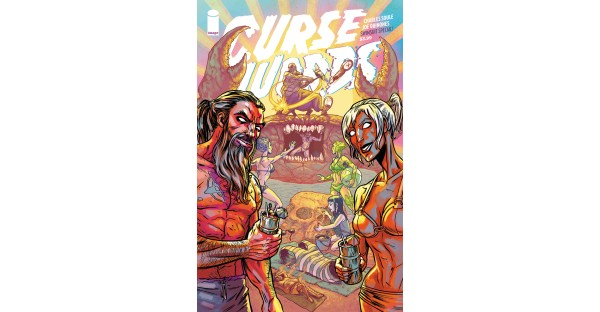 Prepare your beach bodies for... the CURSE WORDS SUMMER SWIMSUIT SPECIAL #1