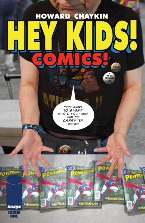 Hey Kids! Comics!