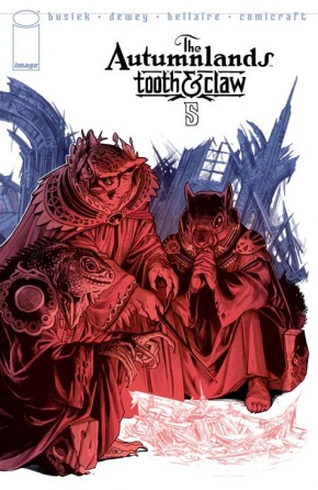 The Autumnlands: Tooth & Claw #5