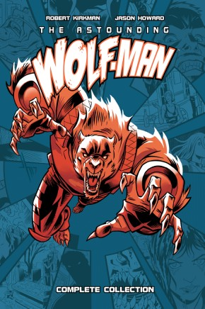 The Astounding Wolf-Man Complete Collection Hc