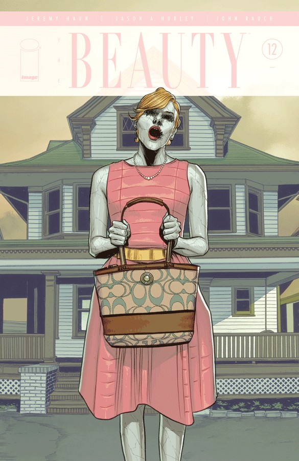 The Beauty is a terrifying comic book that imagines beauty