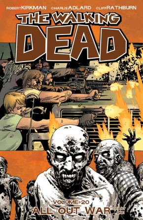 The Walking Dead, Vol. 20: All Out War, Part One TP