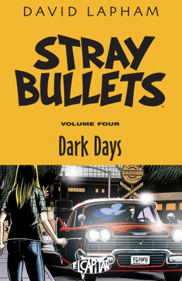 Stray Bullets Vol. 4: Dark Days TP