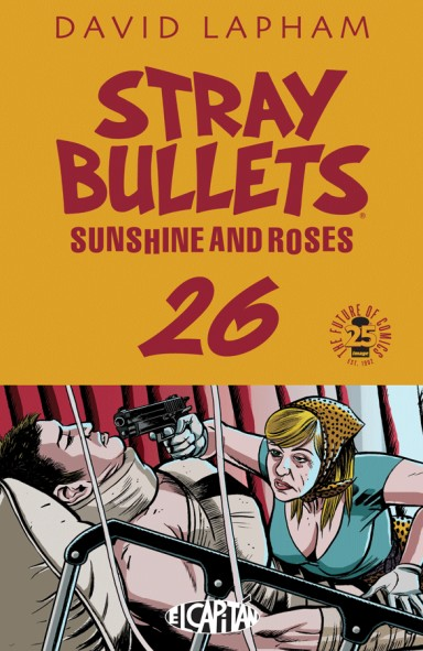 Stray Bullets: Sunshine & Roses #26