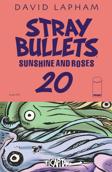 Stray Bullets: Sunshine & Roses #20