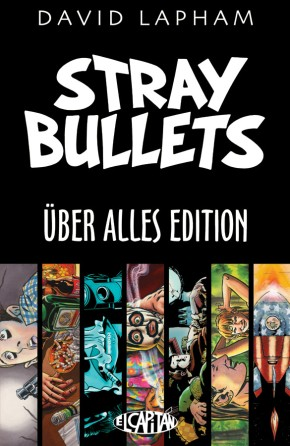 Stray Bullets: The Uber Alles Edition TP
