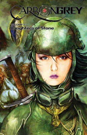 Carbon Grey, Vol. 2: Daughters of Stone TP