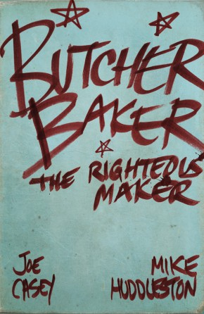 Butcher Baker, The Righteous Maker HC