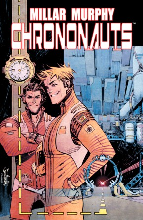 Chrononauts, Vol. 1 TP