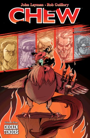 Chew, Vol. 9: Chicken Tenders TP