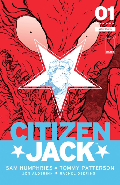 Citizen Jack #1