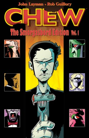 Chew Smorgasboard S&N LTD ED HC Vol 1