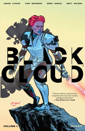 Black Cloud, Vol. 1: No Exit Tp